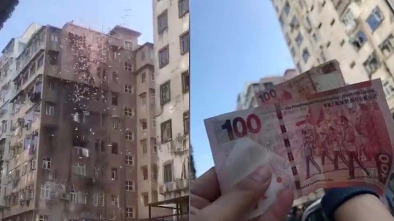 Предприниматель-криптовалютчик выбросил миллионы долларов из окна