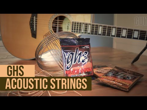 Guitar World - Acoustic Guitar Strings