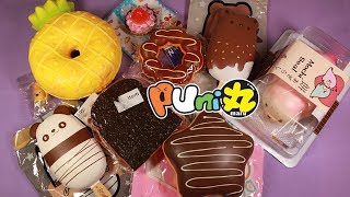 PuniMaru and more! Squishy Package #48 - modes4u