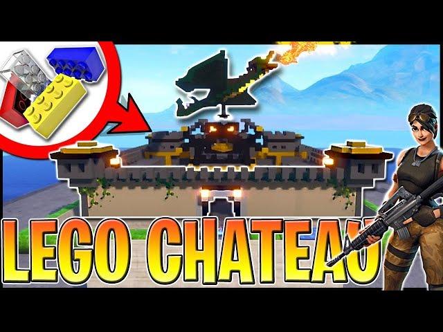 LEGO CHATEAU