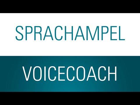 Sprachampel *VoiceCoach* für Ruhe am Arbeitsplatz und verbesserte Raumakustik