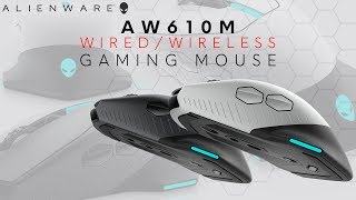 YouTube Video T2fbuKyiT5Y for Product Dell Alienware Gaming Mice AW610M, AW510M, AW310M by Company Dell in Industry Peripheral