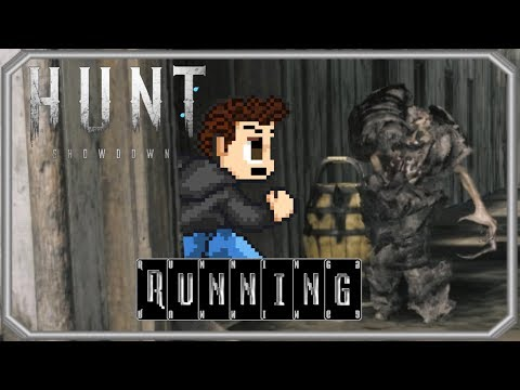 Hunt Showdown: Running Only Challenge (Cheetah Challenge)