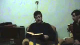Ali Sanver Sohbet - 2 20.Mektup 2.Makam 7.Kelime