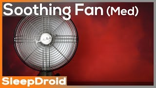 SLEEP FAN ✪ BLACK SCREEN 10 HOURS 12 FANS ✪ FAN SOUND