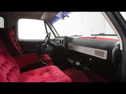 Video of '80 Jimmy Restomod - LTOH