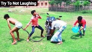 Must Watch Funny😂 😂 Comedy Videos 2019 Episode 03 Bindas fun sm tv me tv apna funny
