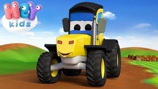 Traktor Dal   Autós Mesé | HeyKids
