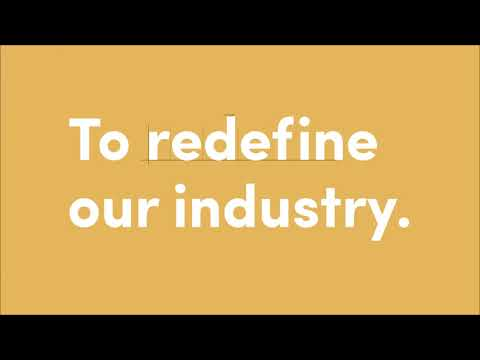 Redefining Our Industry