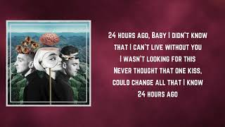 Clean Bandit - 24 Hours (Lyrics) feat. Yasmin Green
