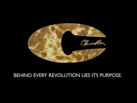 Chandler Bats | Behind Every Revolution Lies Its Purpose