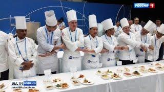 Кубанец вошел в тройку лучших «авиационных» поваров мира