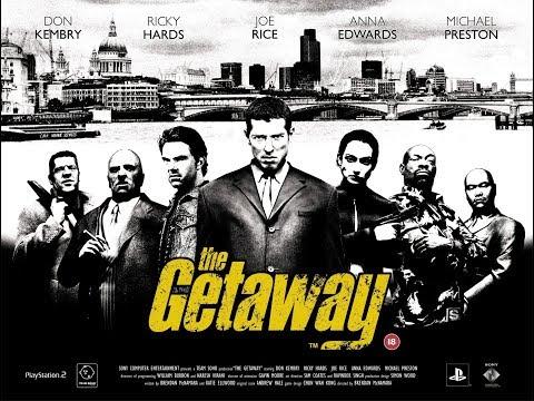 نتيجة بحث الصور عن لعبة The Getaway: للبلايستيشن