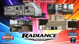 Cruiser RV Radiance 28BHSS Luxury Bunk Model Travel Trailers for Sale at MHSRV