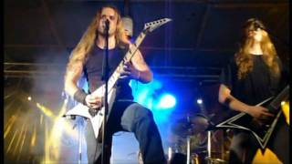 NOTHGARD - Under The Serpent Sign - live (Metal Embrace 2011)