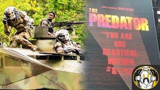 The Predator Official Teaser Poster Revealed