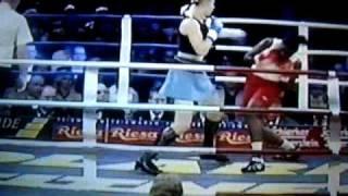 Наталья Рогозина - Русская Кувалда на ринге