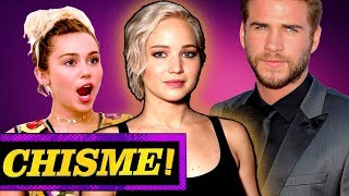 ¿Miley Cyrus CELOSA de Jennifer Lawrence?