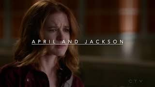 April & Jackson - Coming up for air