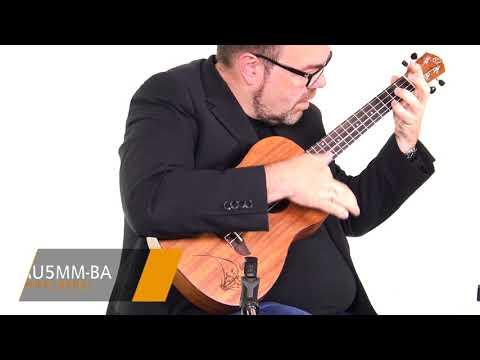 ORTEGA RU5MM-BA Akustické ukulele