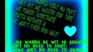 Jon Young: Don't Wanna Fight No More ! (Lyrics)