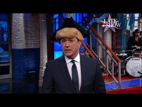 Trump vs. 'Hamilton' Inspires A Hip Hop Musical Spin-Off