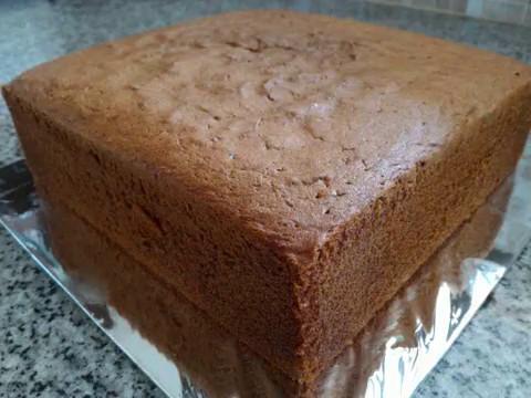 Video RESEP MOCCA CAKE YANG PADAT TAPI LEMBUT DAN BERPORI HALUS