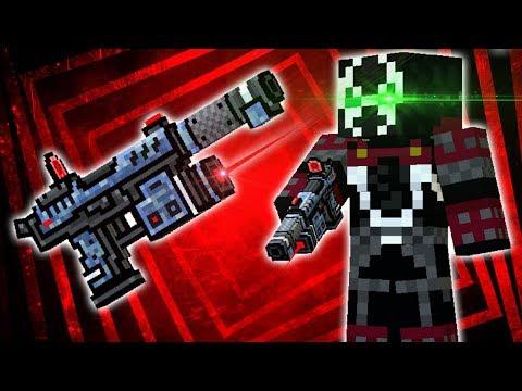 Pixel Gun 3D - PROPITIATOR [Gameplay]