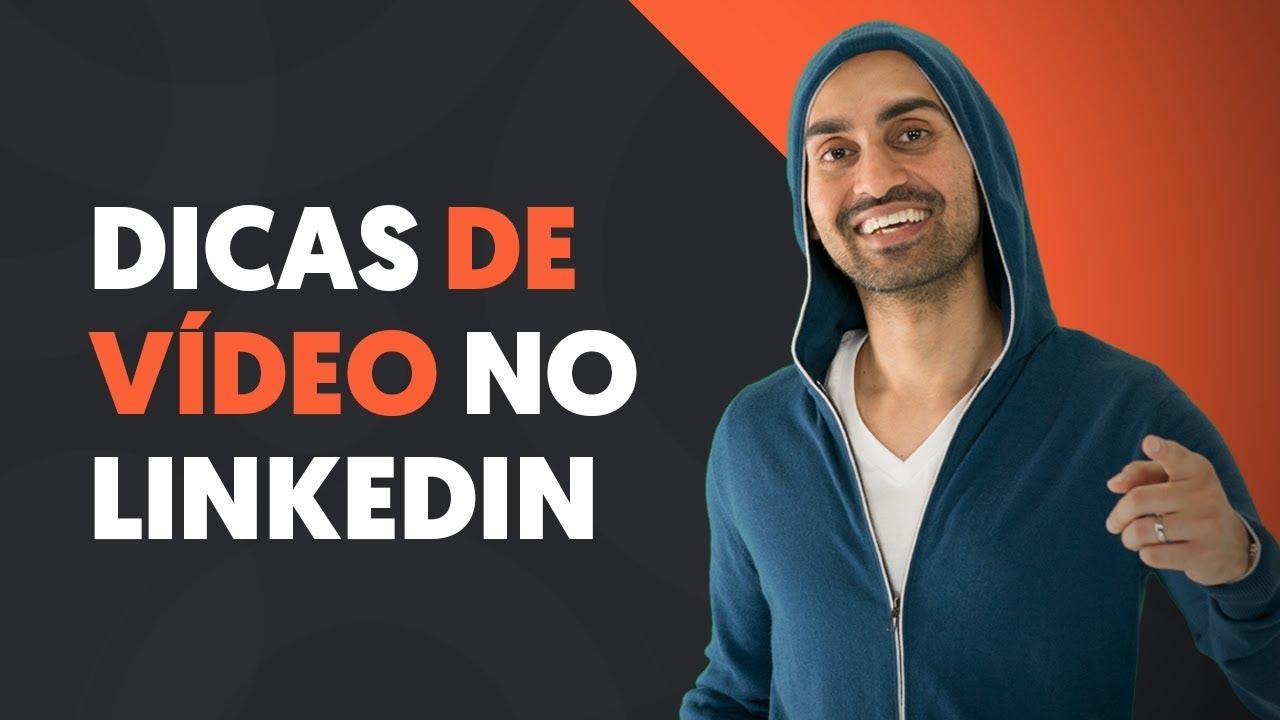 Como Expandir seu Negócio Usando Vídeos no LinkedIn