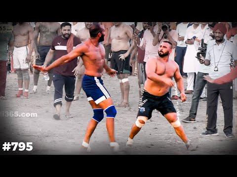 795 Best Match | Frandipur Vs Tota Singh Wala | Mari Gaur Singh (Tarn Taran) Kabaddi Show Match 2021