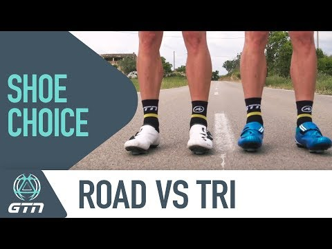 Triathlon Shoes Vs Road Cycling Shoes - Which Are Best For Triathlon?