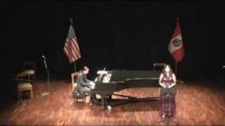 """Soprano Sonia Pereyra Chávez """"Seuls au Monde"""""""