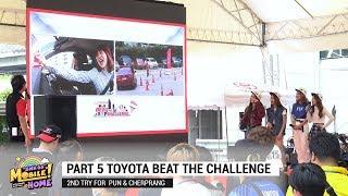 ไม่ยอม! ปัญ & เฌอปราง BNK48 ขอแก้มือ l (Part 5) TOYOTA Beat The Challenge 12 May 2019