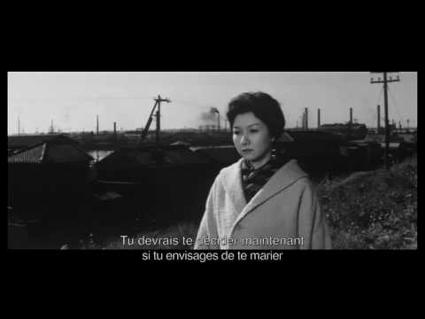 QUAND UNE FEMME MONTE L'ESCALIER (女が階段を上る時) de Mikio NARUSE - Official trailer - 1960