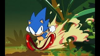 Sonic Mania Adventures animated series coming to YouTube