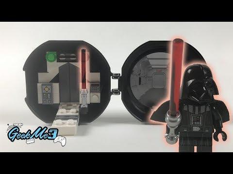 Vidéo LEGO Star Wars 5005376 : Capsule LEGO Star Wars Dark Vador (Polybag)
