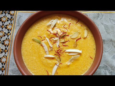 Mango Phirni Recipe | Ramzan Special Recipe | Ghare's kitchen