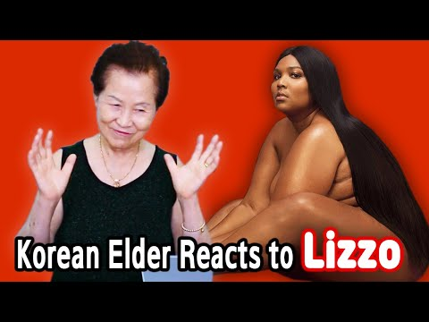 Korean in her 70s react to Lizzo 'Juice'