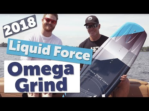 2018 Liquid Force Omega Grind Wakeboard Review