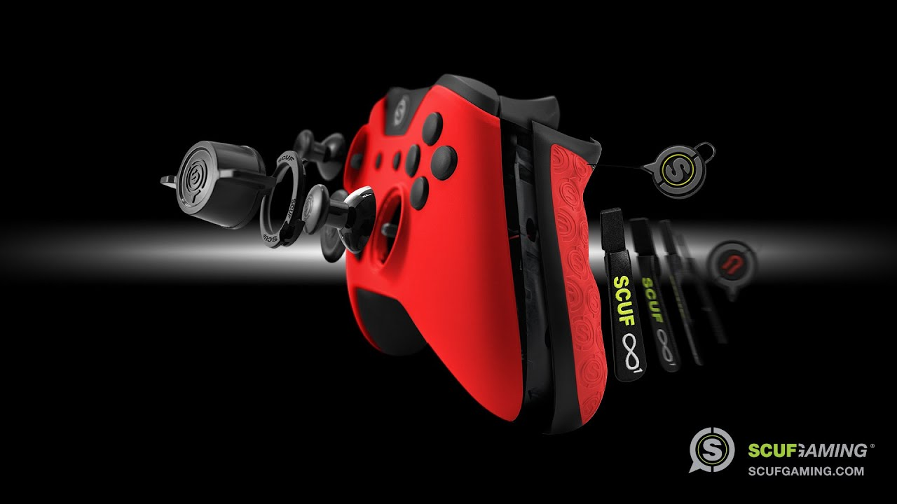 Scuff Gaming Infinity1 Controller