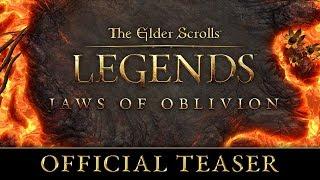 The Elder Scrolls: Legends - Jaws of Oblivion Teaser
