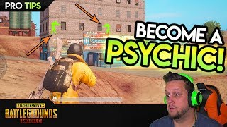 HOW TO LOCATE ENEMIES BEFORE THEY SEE YOU *DIRTY!* PUBG Mobile Pro Tips