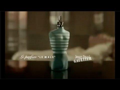 Spot TV Jean-Paul Gaultier Fleur du Mâle en Anglais