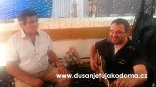 Video Jozef Pátrovič zpívá písničku Popelář, písničkáře DUŠAN je tu JA