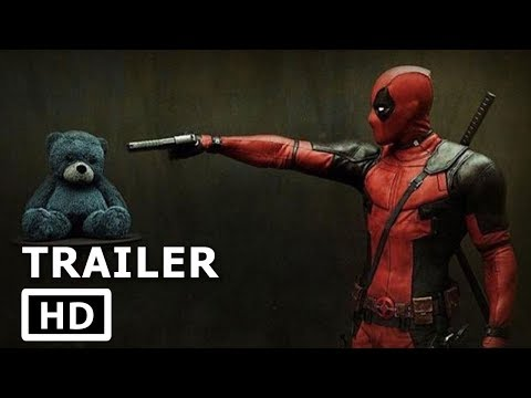 DEADPOOL 2 New Trailer (2018) with Spider-Man (FanMade)