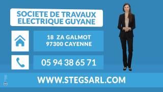 preview picture of video 'SOCIETE DE TRAVAUX ELECTRIQUE GUYANE à Cayenne'
