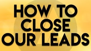 How To Close Our Insurance Leads - 12 Touch System