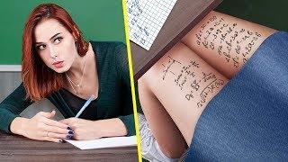 13 Fantastici Hack Col Materiale Scolastico / Cose Che Non Dovresti Mai Fare A Scuola