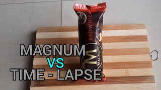 MAGNUM VS TIME-LAPSE | BLUE MOON | MELTING |