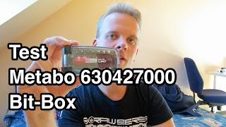 Test Metabo Promotion 630427000 Bit-Box | Bit Box Test | Metabo Bit Box | Bit Set Test